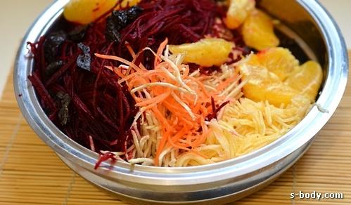 рецепты салатов с фото с добавлением корейской моркови