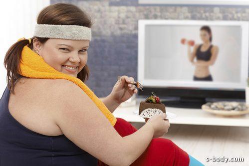 как быстро похудеть с помощью правильного питание и упражнений