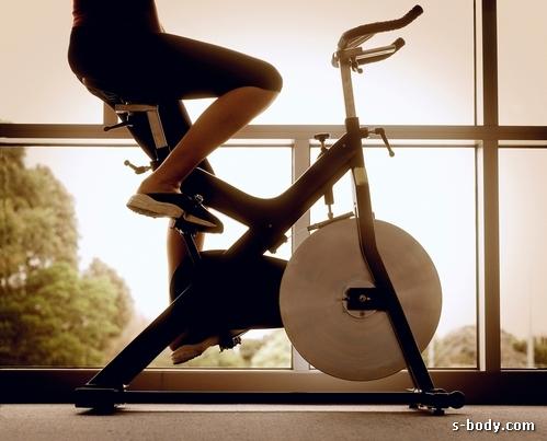 похудение дома на велотренажере